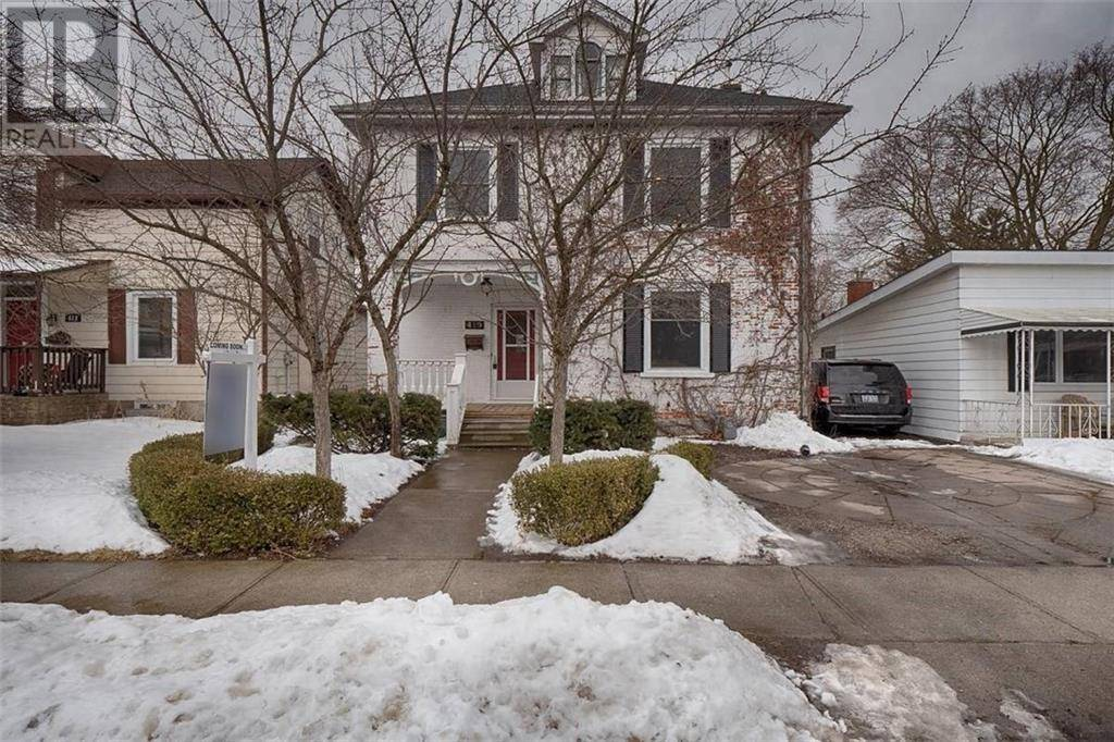 House for sale at 419 Waterloo St South Cambridge Ontario - MLS: 30792078
