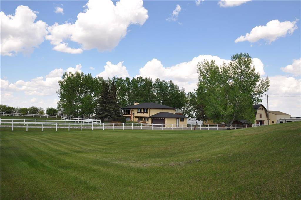 House for sale at 419002 17 St E Rural Foothills M.d. Alberta - MLS: C4210709