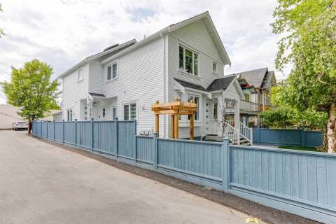 Townhouse for sale at 4191 Miller St Vancouver British Columbia - MLS: R2464113