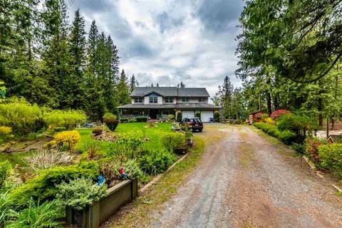 House for sale at 41917 Maple Ln Yarrow British Columbia - MLS: R2452170