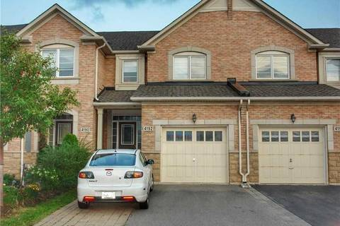 Townhouse for rent at 4192 Rawlins Cres Burlington Ontario - MLS: W4730005