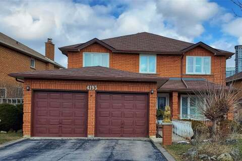 House for sale at 4193 Hazineh Ct Mississauga Ontario - MLS: W4776439