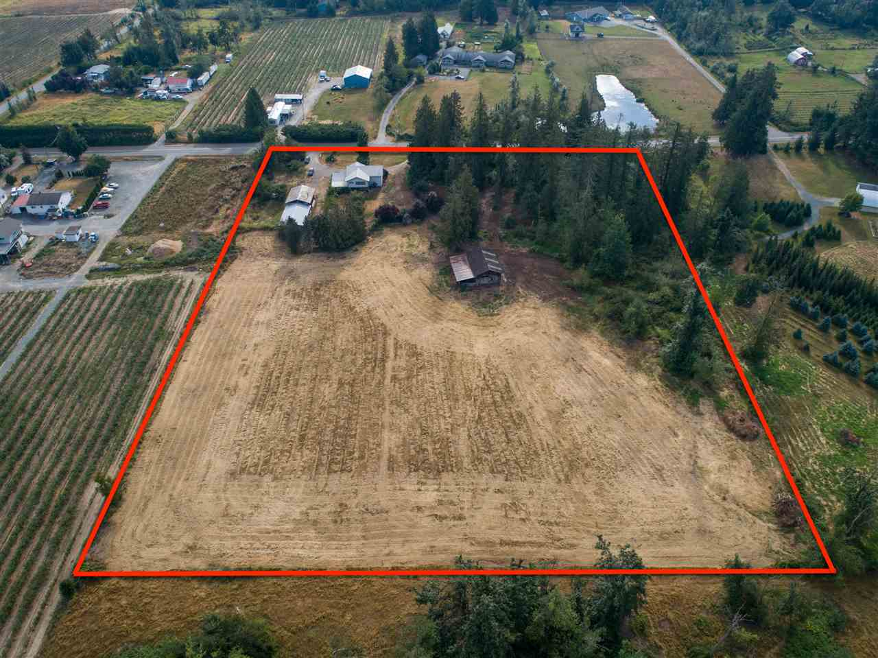 Sold: 4195 Lefeuvre Road, Abbotsford, BC