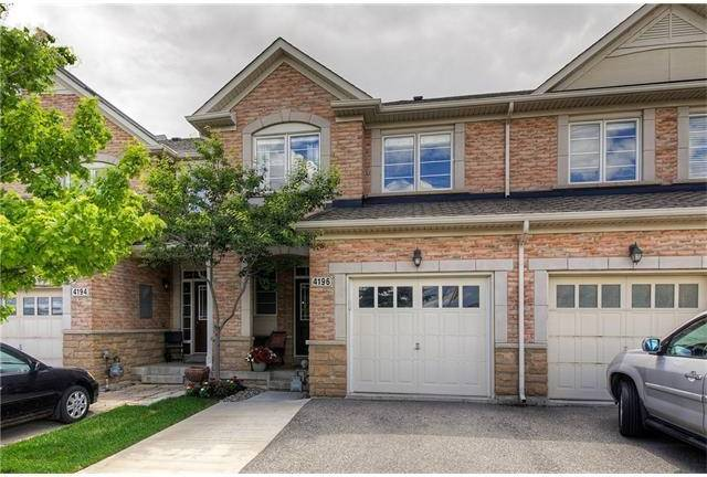 Townhouse for sale at 4196 Rawlins Common Burlington Ontario - MLS: H4066613