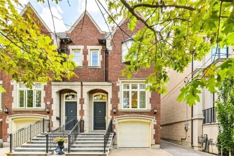 Townhouse for sale at 41 Oriole Rd Toronto Ontario - MLS: C4988702