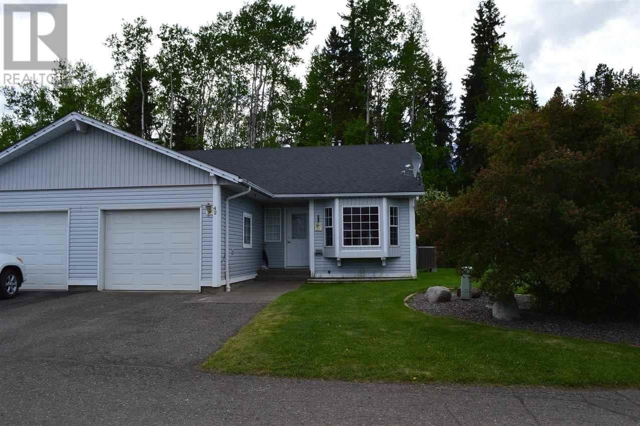 Townhouse for sale at 1205 Montreal St Unit 42 Smithers British Columbia - MLS: R2462376