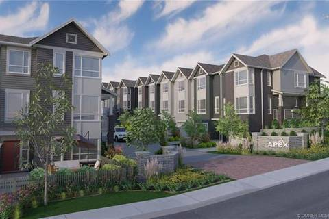 Townhouse for sale at 13098 Shoreline Wy Unit 42 Lake Country British Columbia - MLS: 10177417