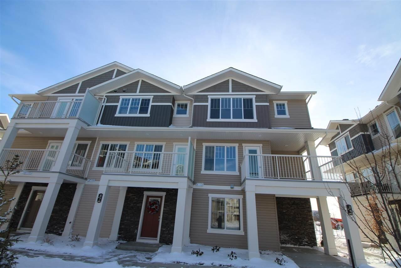 Townhouse for sale at 17832 78 St NW Unit 42 Edmonton Alberta - MLS: E4221253