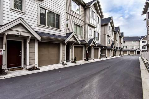 Townhouse for sale at 19097 64 Ave Unit 42 Surrey British Columbia - MLS: R2388719