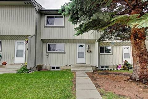 Townhouse for sale at 195 Manora Pl Northeast Unit 42 Calgary Alberta - MLS: C4255050