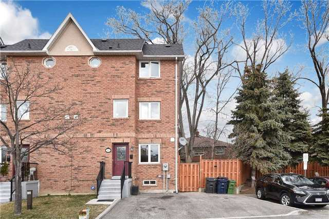 Sold: 42 - 224 Rosemount Avenue, Toronto, ON