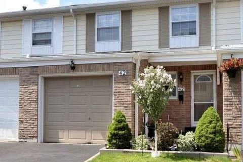 Condo for sale at 2288 The Collegeway Wy Unit 42 Mississauga Ontario - MLS: W4453641
