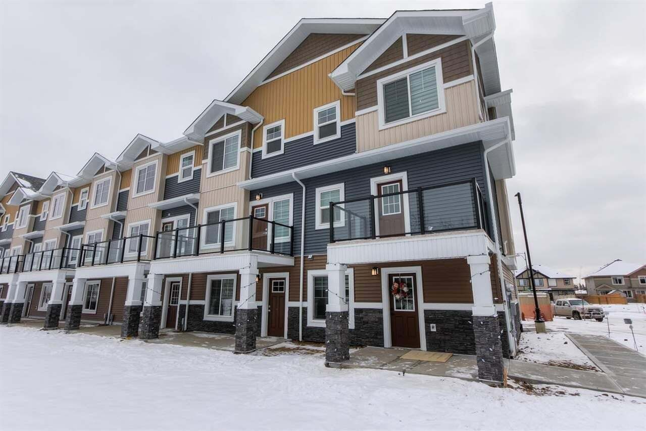 Townhouse for sale at 230 Edgemont Rd NW Unit 42 Edmonton Alberta - MLS: E4206077