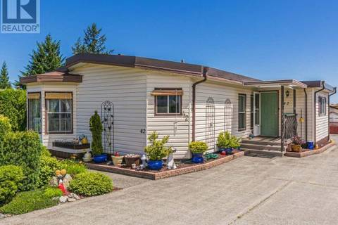 Home for sale at 2301 Arbot Rd Unit 42 Nanaimo British Columbia - MLS: 456945