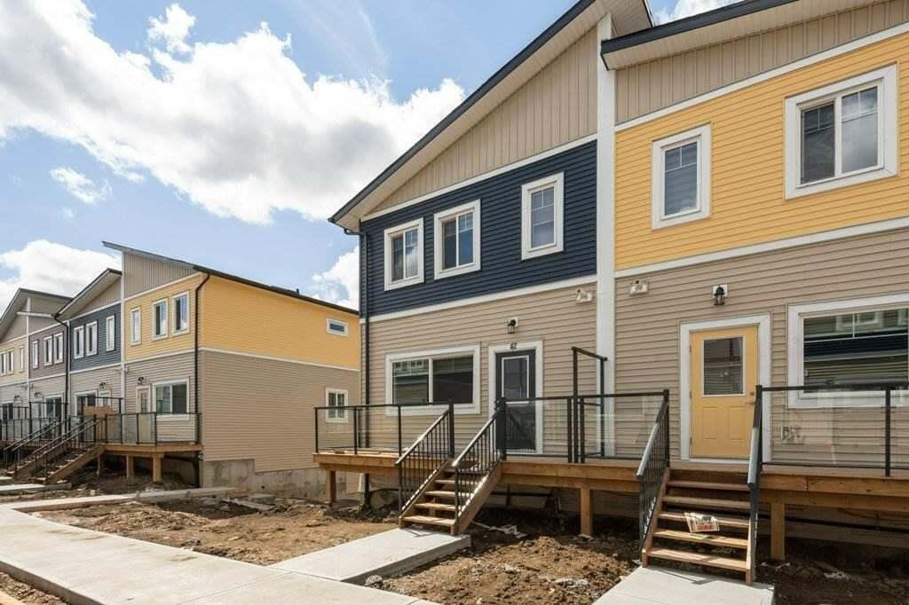 Townhouse for sale at 2803 14 Av NW Unit 42 Edmonton Alberta - MLS: E4202202