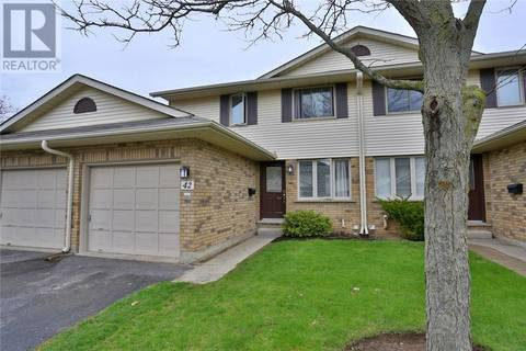 Townhouse for sale at 375 Kingscourt Dr Unit 42 Waterloo Ontario - MLS: 30733037