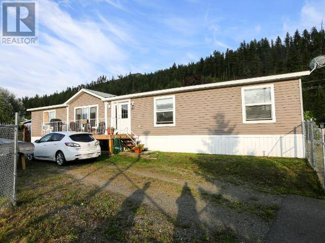Residential property for sale at 4510 Power Road  Unit 42 Barriere British Columbia - MLS: 153014