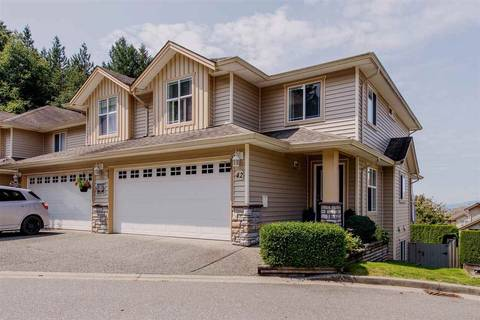 Townhouse for sale at 46906 Russell Rd Unit 42 Chilliwack British Columbia - MLS: R2443164