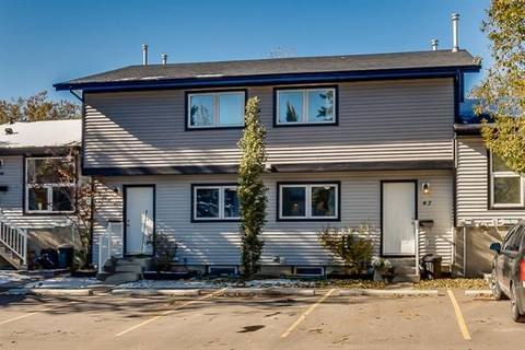 Townhouse for sale at 51 Big Hill Wy Southeast Unit 42 Airdrie Alberta - MLS: C4294757