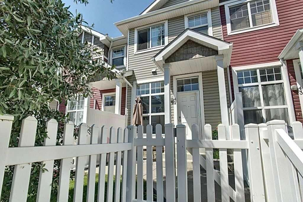 Townhouse for sale at 5604 199 St NW Unit 42 Edmonton Alberta - MLS: E4202931