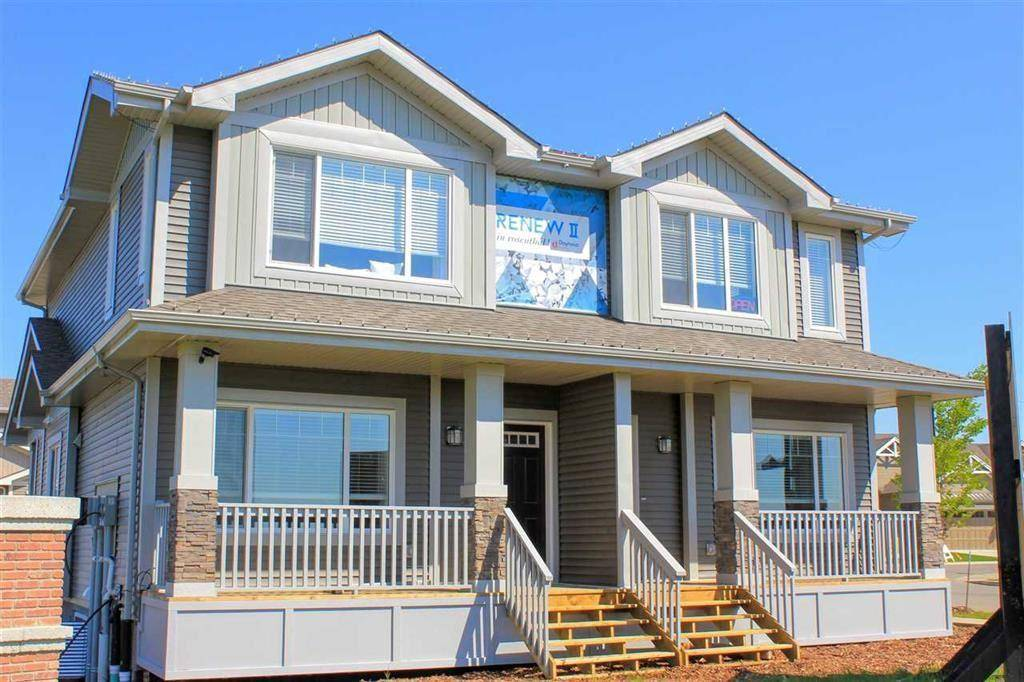 Townhouse for sale at 6004 Rosenthal Wy Nw Unit 42 Edmonton Alberta - MLS: E4180820