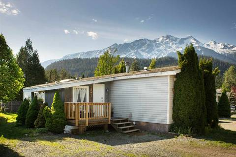 Home for sale at 7370 Hwy 99 Hy Unit 42 Pemberton British Columbia - MLS: R2369814