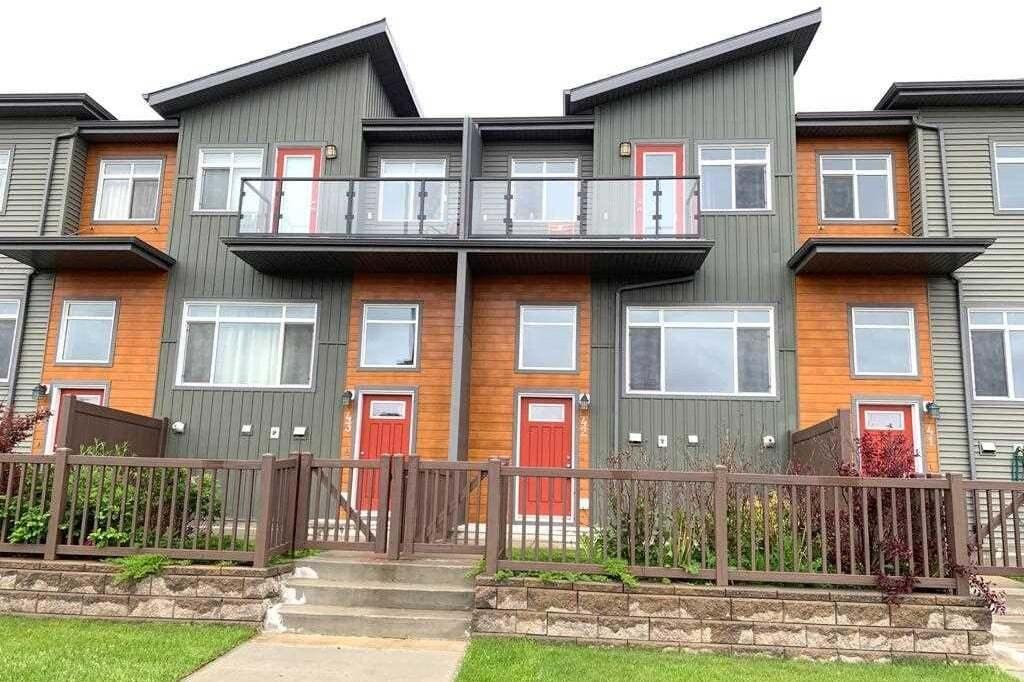 Townhouse for sale at 7503 Getty Ga NW Unit 42 Edmonton Alberta - MLS: E4203125