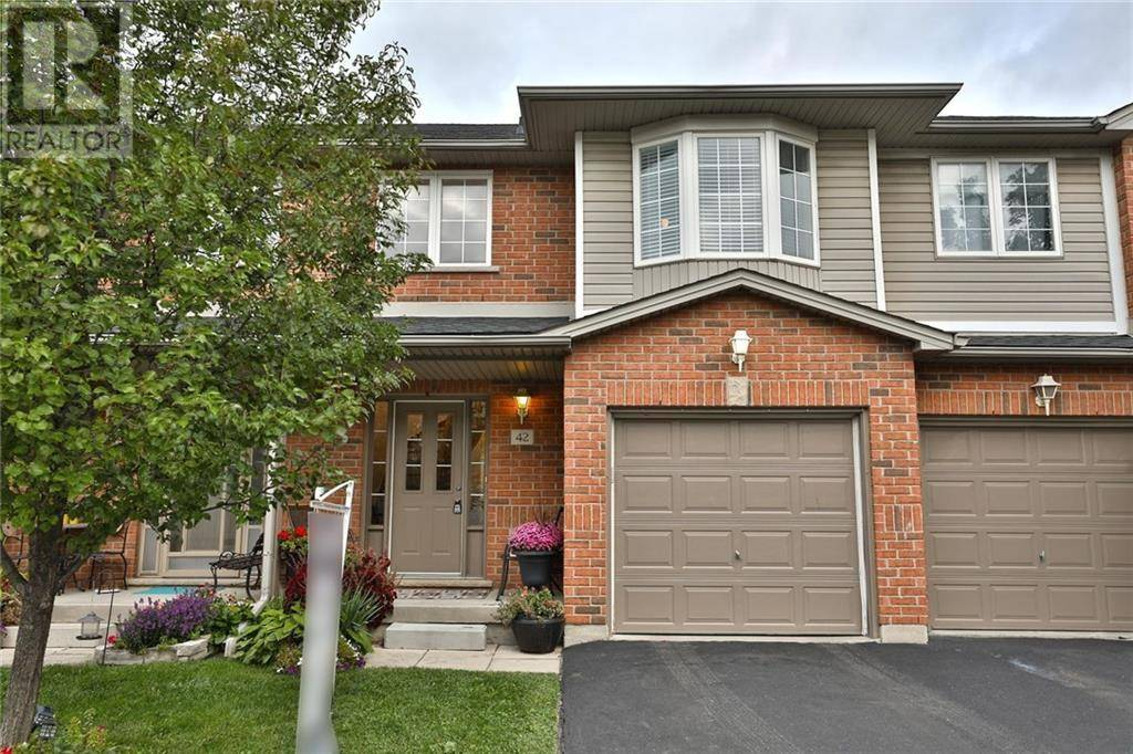 Townhouse for sale at 800 Paramount Dr Unit 42 Stoney Creek Ontario - MLS: 30779964