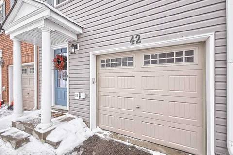 Townhouse for sale at 91 Coughlin Rd Unit 42 Barrie Ontario - MLS: S4689200