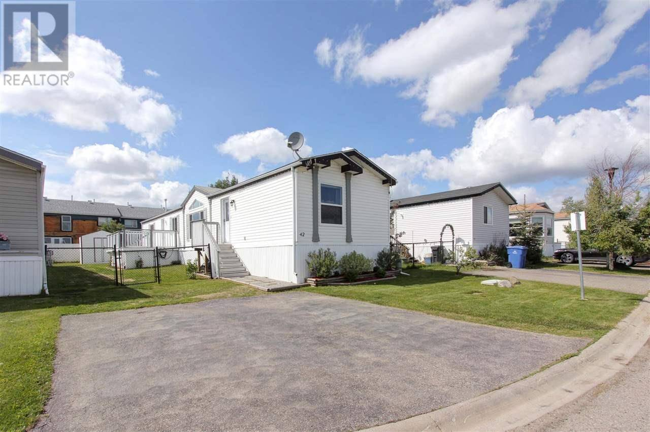 Residential property for sale at 9203 82 St Unit 42 Fort St. John British Columbia - MLS: R2380249