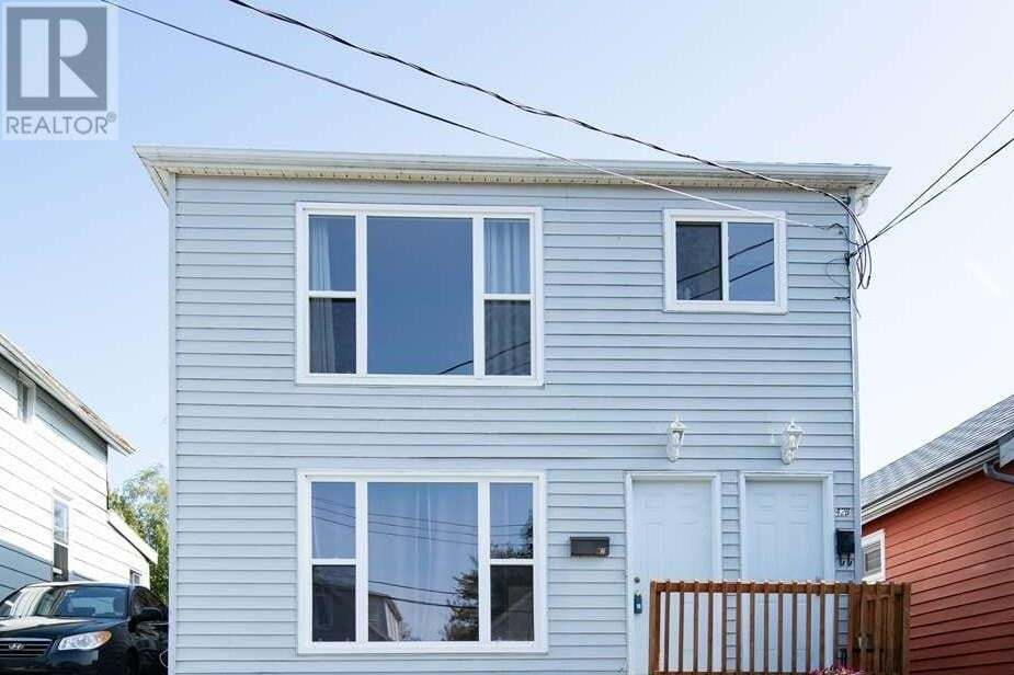 Townhouse for sale at 42 A & B Chadwick St Dartmouth Nova Scotia - MLS: 202019157