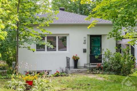 House for sale at 42 Acacia Ave Ottawa Ontario - MLS: 1198986