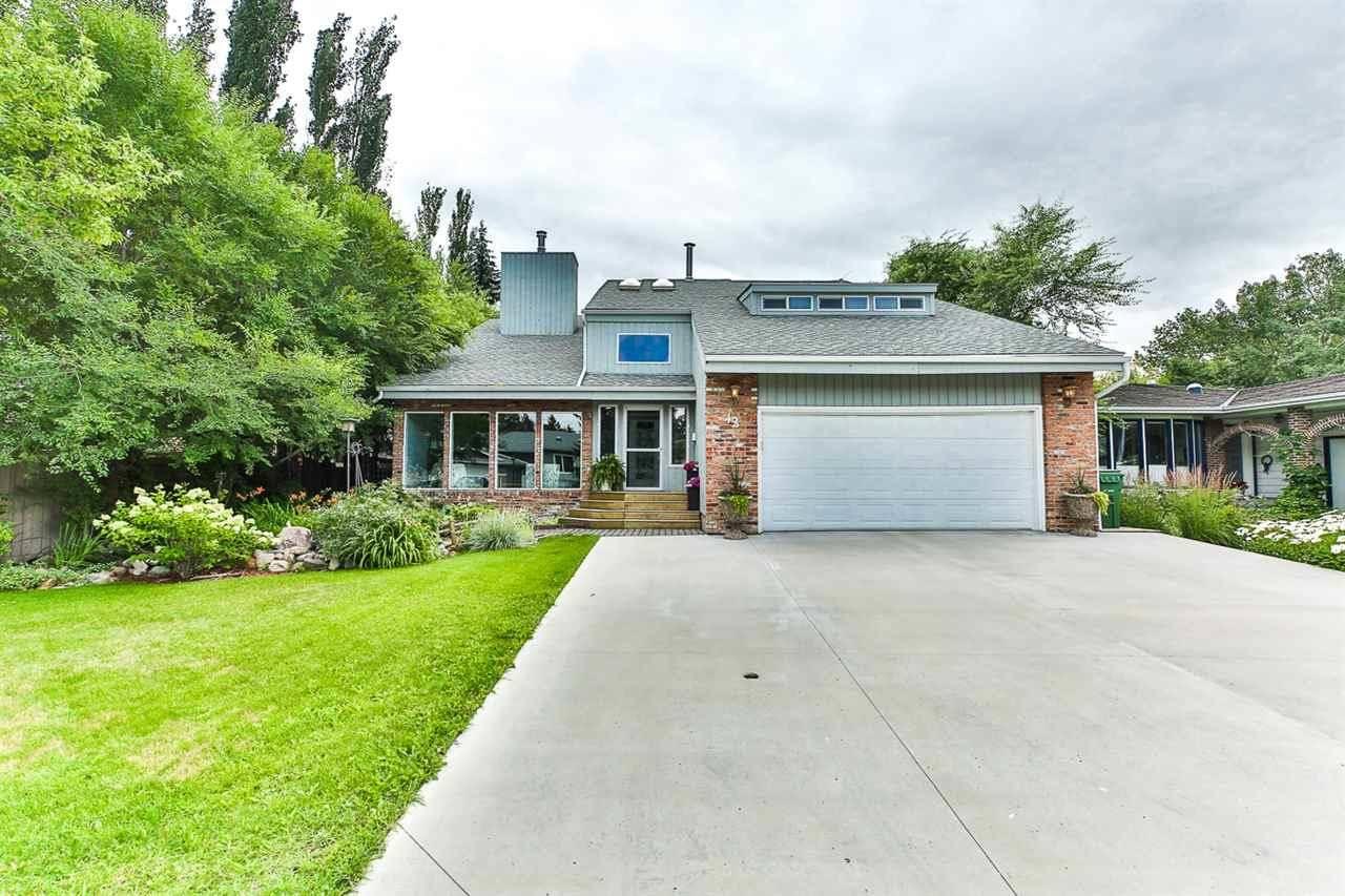 House for sale at 42 Alpaugh Cres Leduc Alberta - MLS: E4169124