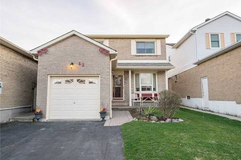 House for sale at 42 Angus Dr Ajax Ontario - MLS: E4428359