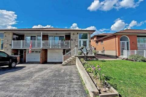 Townhouse for sale at 42 Anthia Dr Toronto Ontario - MLS: W4853656