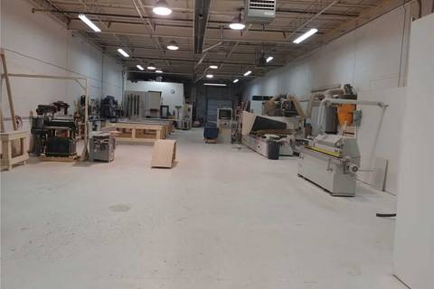 Commercial property for lease at 42 Ashwarren Rd Toronto Ontario - MLS: W4611817