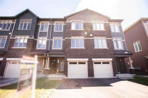 Townhouse for sale at 42 Barn Swallow Pt Ottawa Ontario - MLS: X4857702