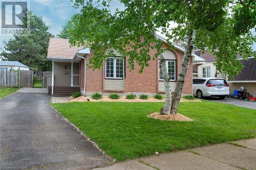 House for sale at 42 Beechmount Cres London Ontario - MLS: 262765