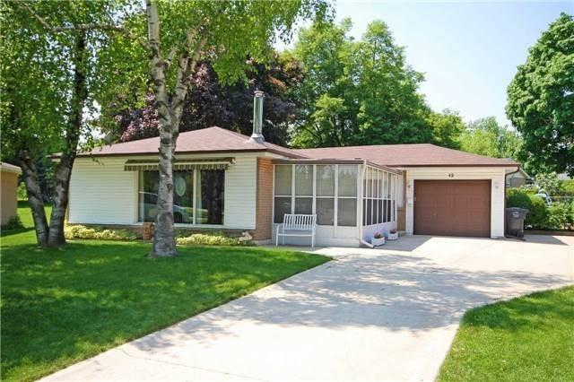 House For Rent At 42 Beechwood Cresmpton Ontario Mls W4335597