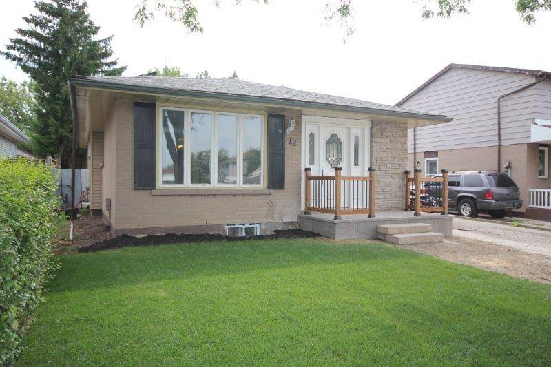 House for rent at 42 Behan St Hamilton Ontario - MLS: H4063663