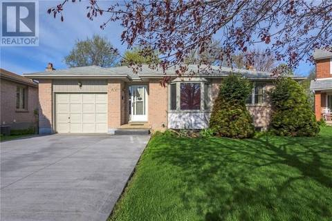 House for sale at 42 Benedict Ct London Ontario - MLS: 194803