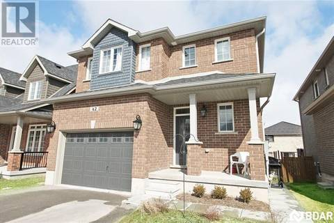House for sale at 42 Booth Ln Barrie Ontario - MLS: 30735414
