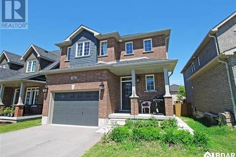 House for sale at 42 Booth Ln Barrie Ontario - MLS: 30744715