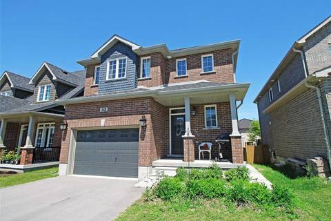 House for sale at 42 Booth Ln Barrie Ontario - MLS: S4486427