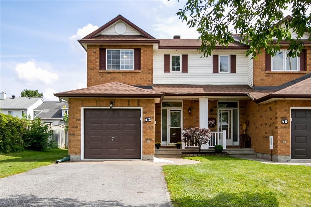 Removed: 42 Bridgestone Drive, Ottawa, ON - Removed on 2017-08-19 10:01:51
