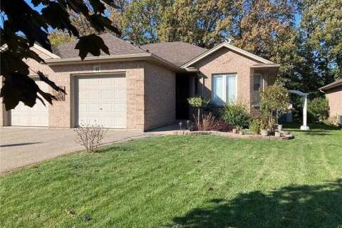 Townhouse for sale at 42 Bridgewater Ct Welland Ontario - MLS: X4961308