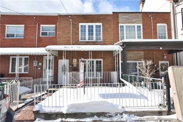Sold: 42 Brookfield Street, Toronto, ON