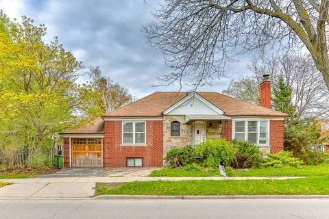 House for sale at 42 Burncrest Dr Toronto Ontario - MLS: C4459641
