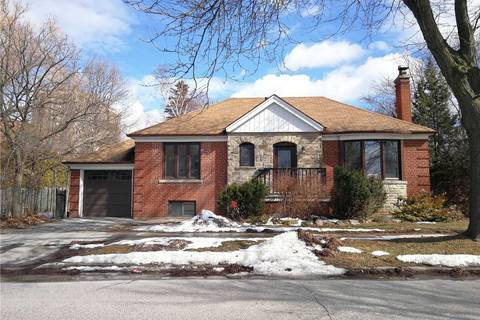 House for sale at 42 Burncrest Dr Toronto Ontario - MLS: C4709506