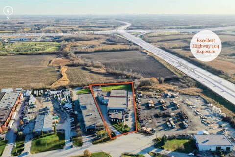 Commercial property for sale at 42 Cardico Dr Whitchurch-stouffville Ontario - MLS: N5053132